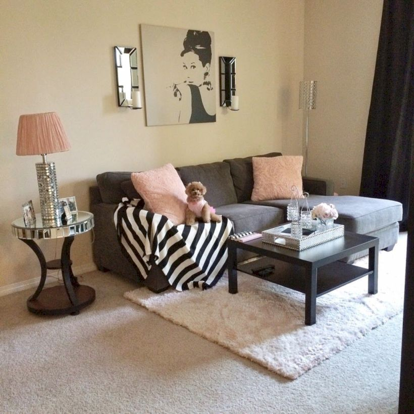 Small Apartment Decorating Ideas On a Budget 26