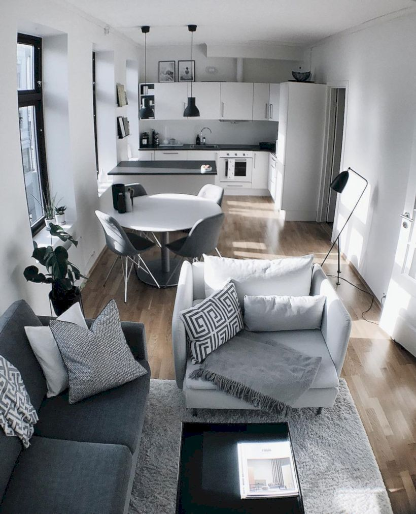 Small Apartment Decorating Ideas On a Budget 39