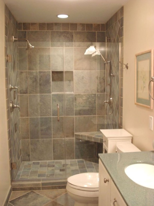 Small Bathroom Makeovers That Give Us Hope 06