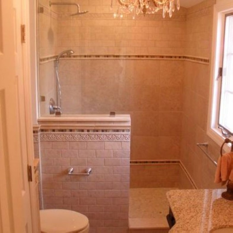 Small Bathroom Makeovers That Give Us Hope 07