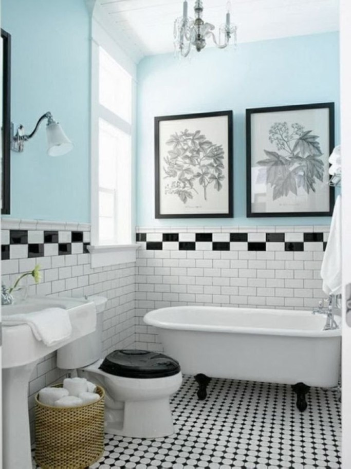 Small Bathroom Makeovers That Give Us Hope 16