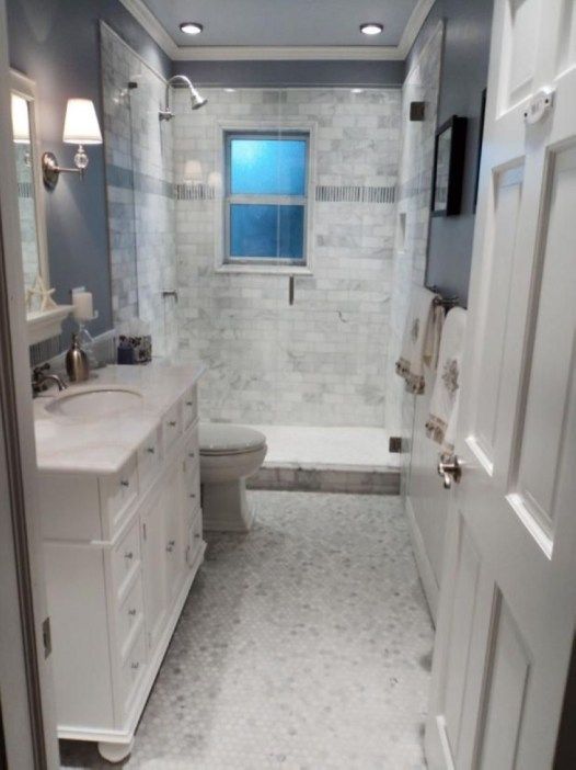 Small Bathroom Makeovers That Give Us Hope 22