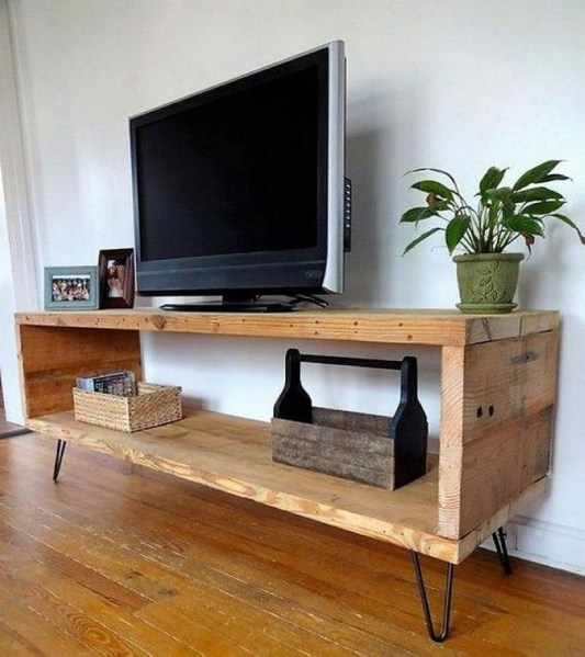 The Best Tv Table To Enhance Your Home Decor 19
