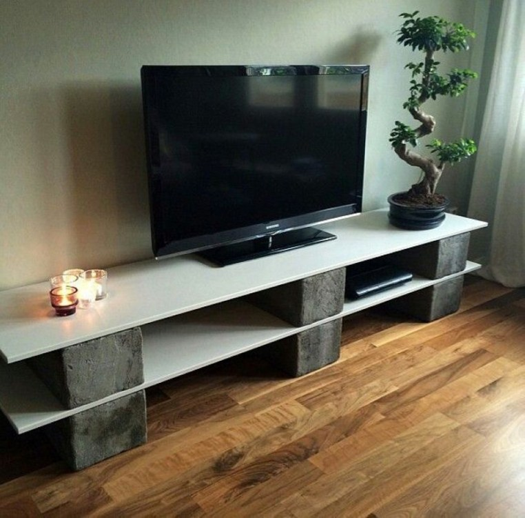 The Best Tv Table To Enhance Your Home Decor 22