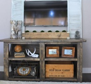 The Best Tv Table To Enhance Your Home Decor 25