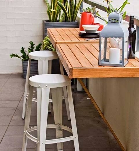 Unique Space Saving Accessories For Your Balcony12