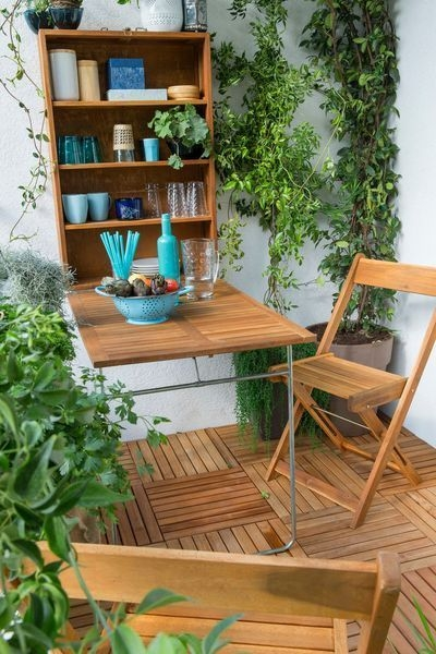 Unique Space Saving Accessories For Your Balcony13