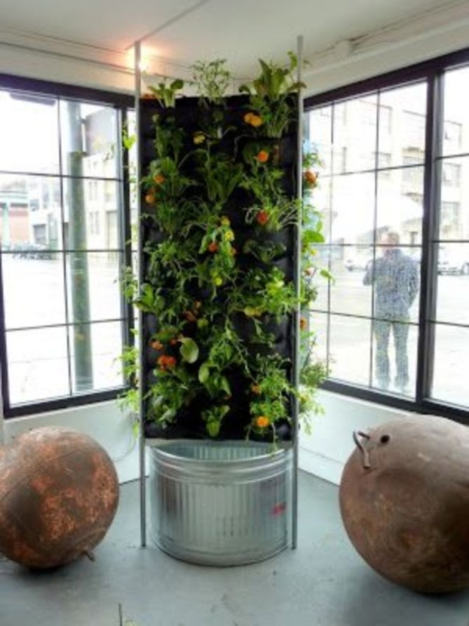 Vertical Vegetable Garden Ideas To Inspire You 07