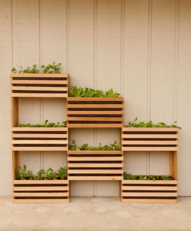 Vertical Vegetable Garden Ideas To Inspire You 16