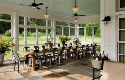 Ways To Create A Relaxing Porch For Big Family 13