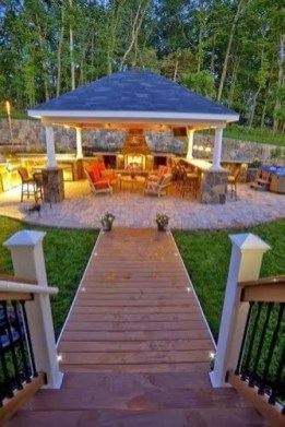 Ways To Create A Relaxing Porch For Big Family 18