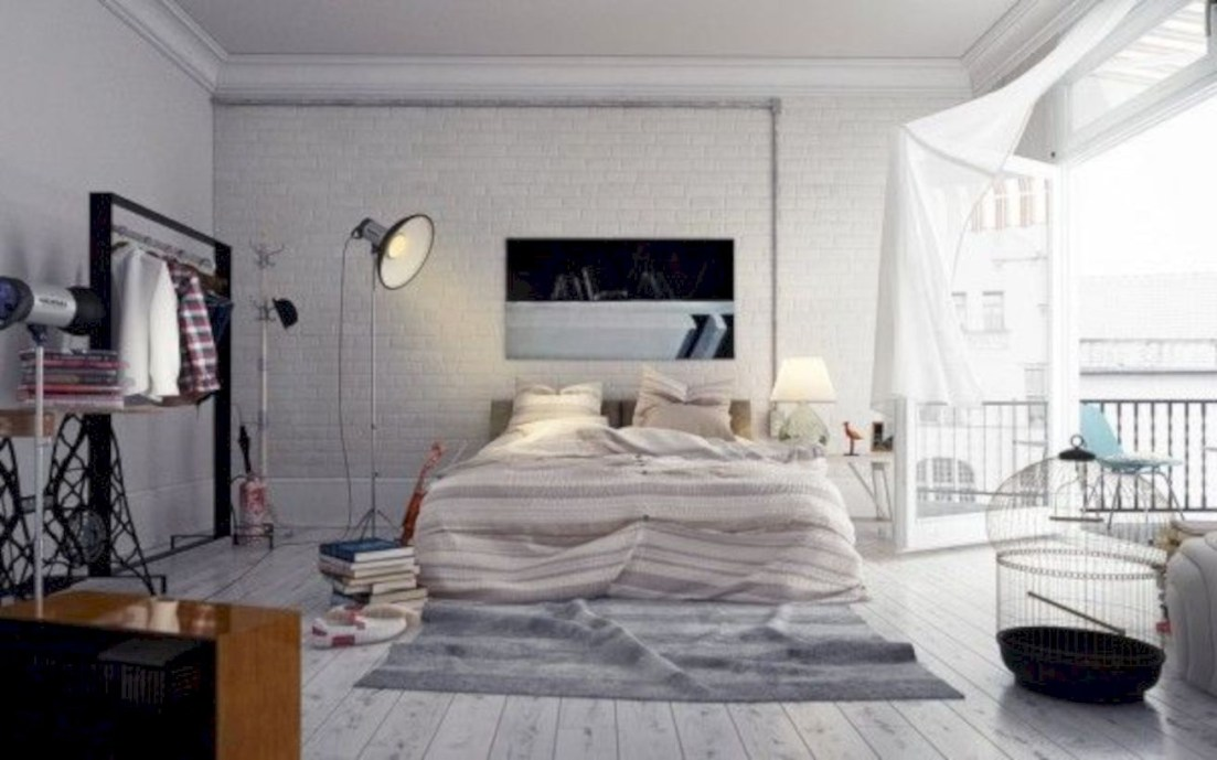 White Lamp Ideas Collection For Modern Spaces 04