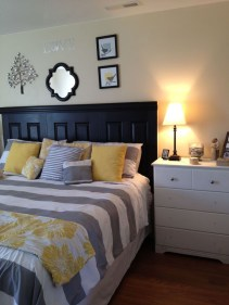Yellow Bedroom For Your Child's Room Idea To Sleep Feels Warm 07