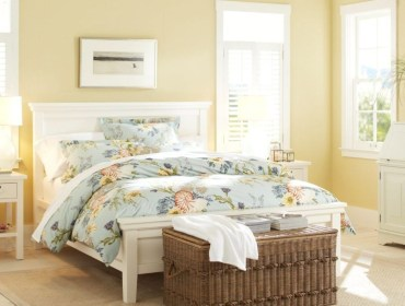 Yellow Bedroom For Your Child's Room Idea To Sleep Feels Warm 10