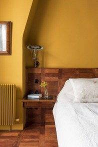 Yellow Bedroom For Your Child's Room Idea To Sleep Feels Warm 30