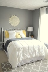Yellow Bedroom For Your Child's Room Idea To Sleep Feels Warm 39