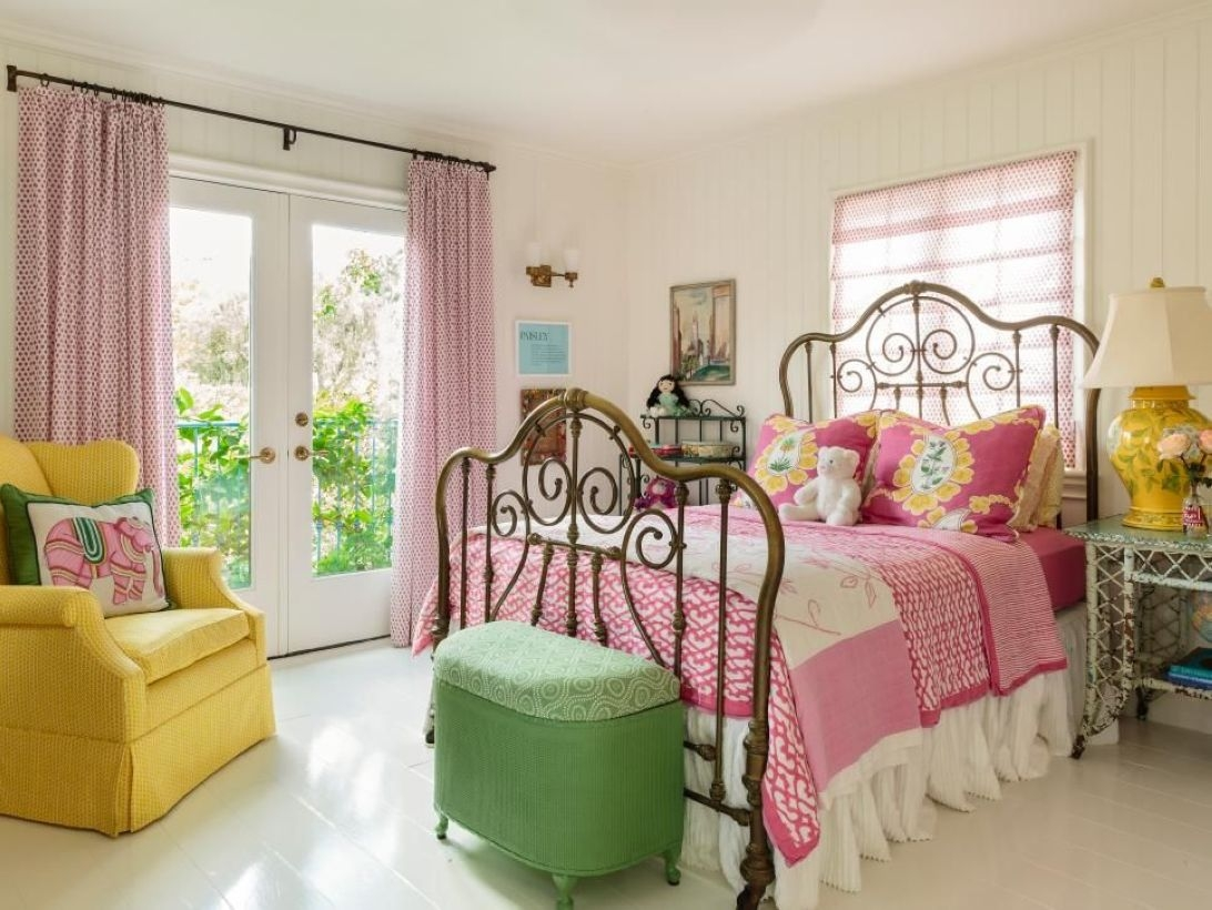 Yellow Bedroom For Your Child's Room Idea To Sleep Feels Warm 50