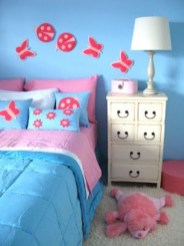 Check And Try Wall Decor In Your Daughter Bedroom 02