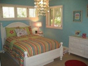 Check And Try Wall Decor In Your Daughter Bedroom 16
