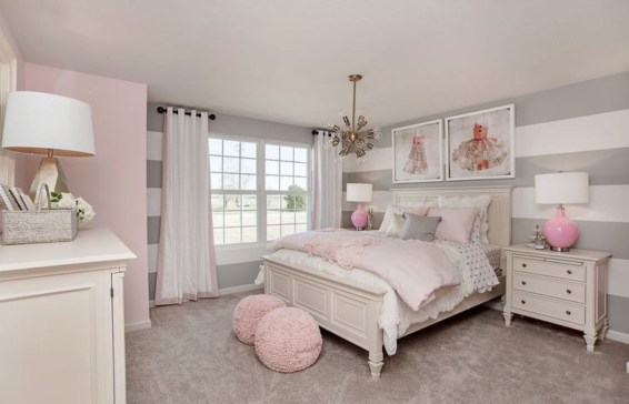 Check And Try Wall Decor In Your Daughter Bedroom 37
