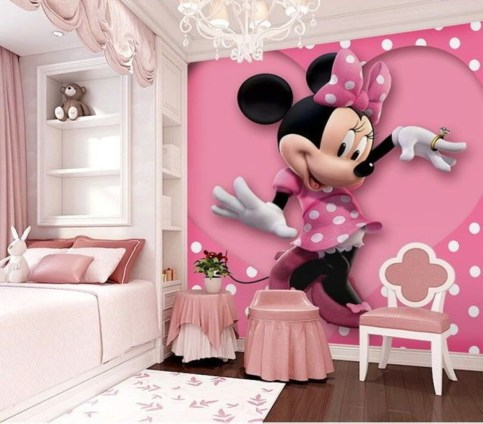 Check And Try Wall Decor In Your Daughter Bedroom 48