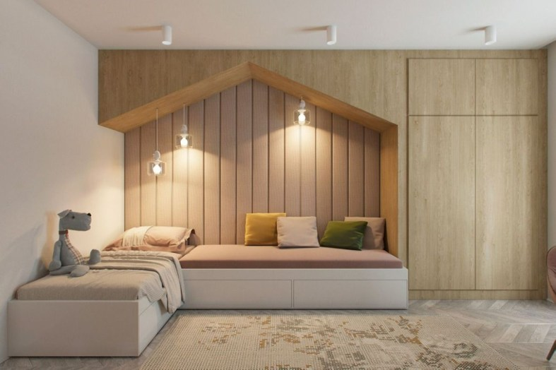 Kid Room Design With Good Furniture And Accessories 01