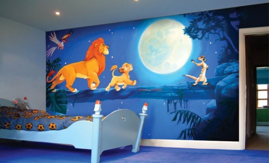 Kid Room Design With Good Furniture And Accessories 06
