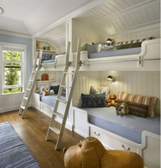 Kid Room Design With Good Furniture And Accessories 16