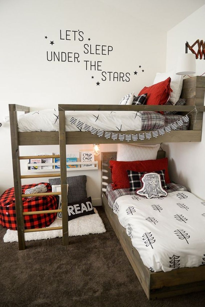 Kid Room Design With Good Furniture And Accessories 35
