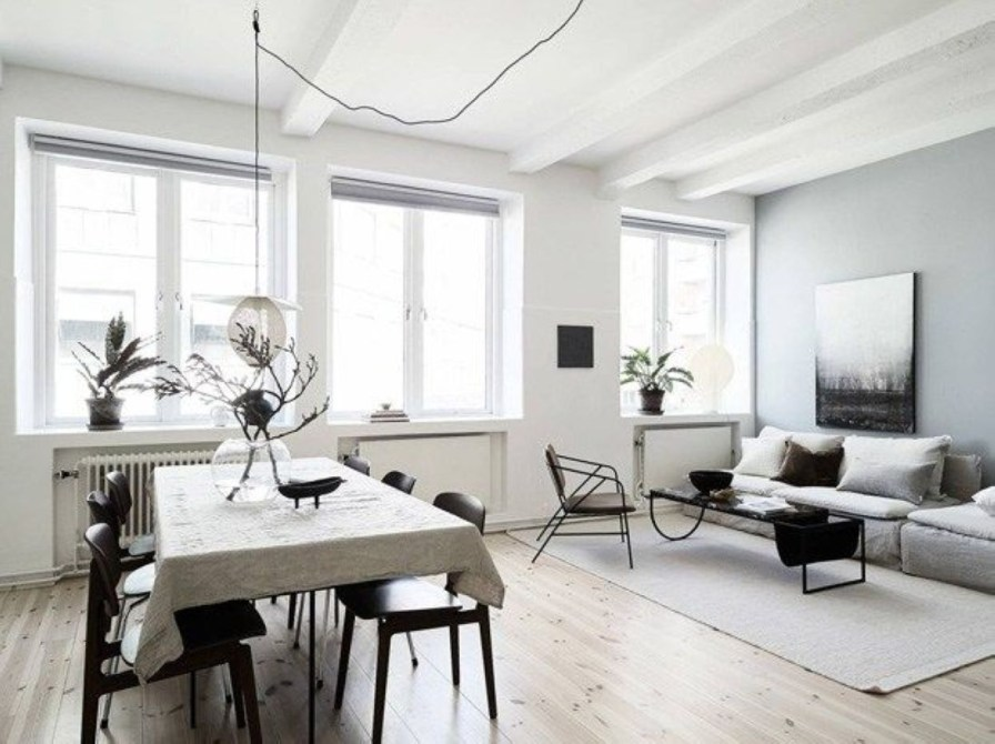 Light And Style Scandinavian Living Room Design 08