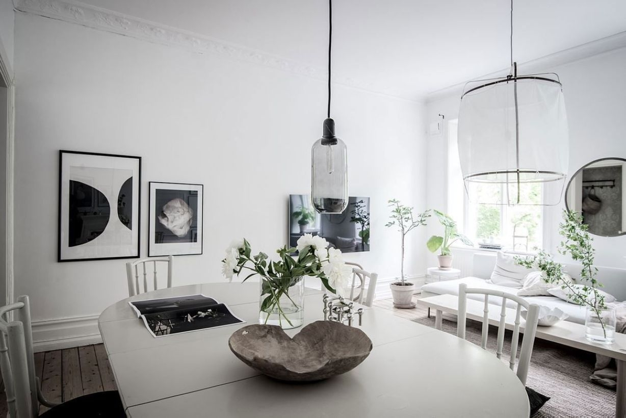 Light And Style Scandinavian Living Room Design 15