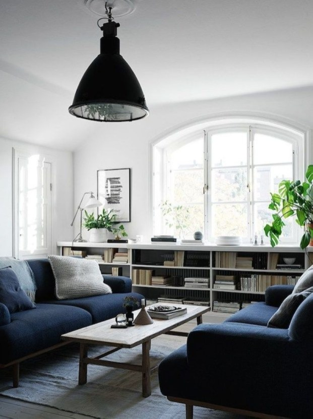 Light And Style Scandinavian Living Room Design 24