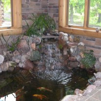 Amazing Indoor Fish Pond To Upgrade Your House 10