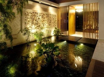 Amazing Indoor Fish Pond To Upgrade Your House 16