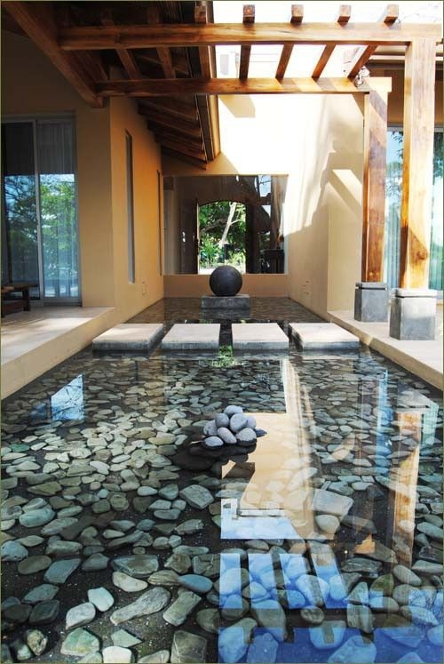 Amazing Indoor Fish Pond To Upgrade Your House 35