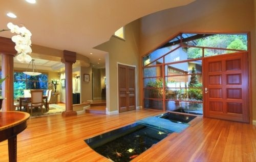 Amazing Indoor Fish Pond To Upgrade Your House 54
