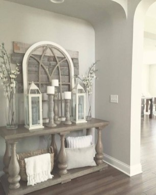 Beautiful Entry Table Decor Ideas To Updating Your House 07