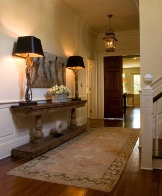 Beautiful Entry Table Decor Ideas To Updating Your House 08