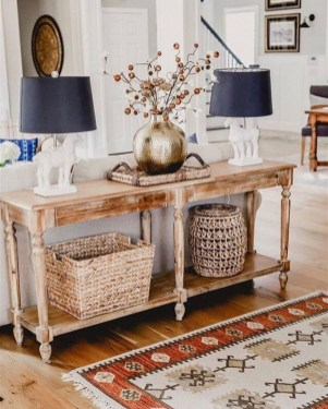 Beautiful Entry Table Decor Ideas To Updating Your House 15