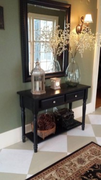 Beautiful Entry Table Decor Ideas To Updating Your House 25