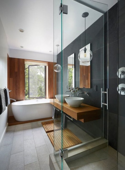 Beautiful Modern Bathroom Design You Can Try 03