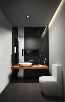 Beautiful Modern Bathroom Design You Can Try 06