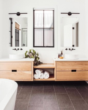 Beautiful Modern Bathroom Design You Can Try 07