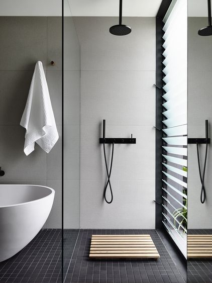 Beautiful Modern Bathroom Design You Can Try 12