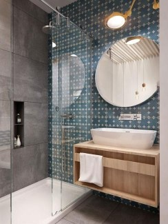 Beautiful Modern Bathroom Design You Can Try 13