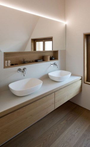 Beautiful Modern Bathroom Design You Can Try 15
