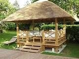 Best Backyard Gazebo Made From Pallets 18