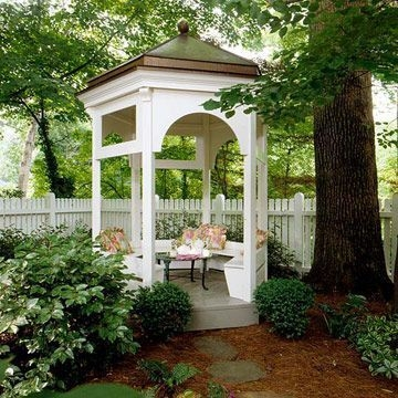 Best Backyard Gazebo Made From Pallets 31