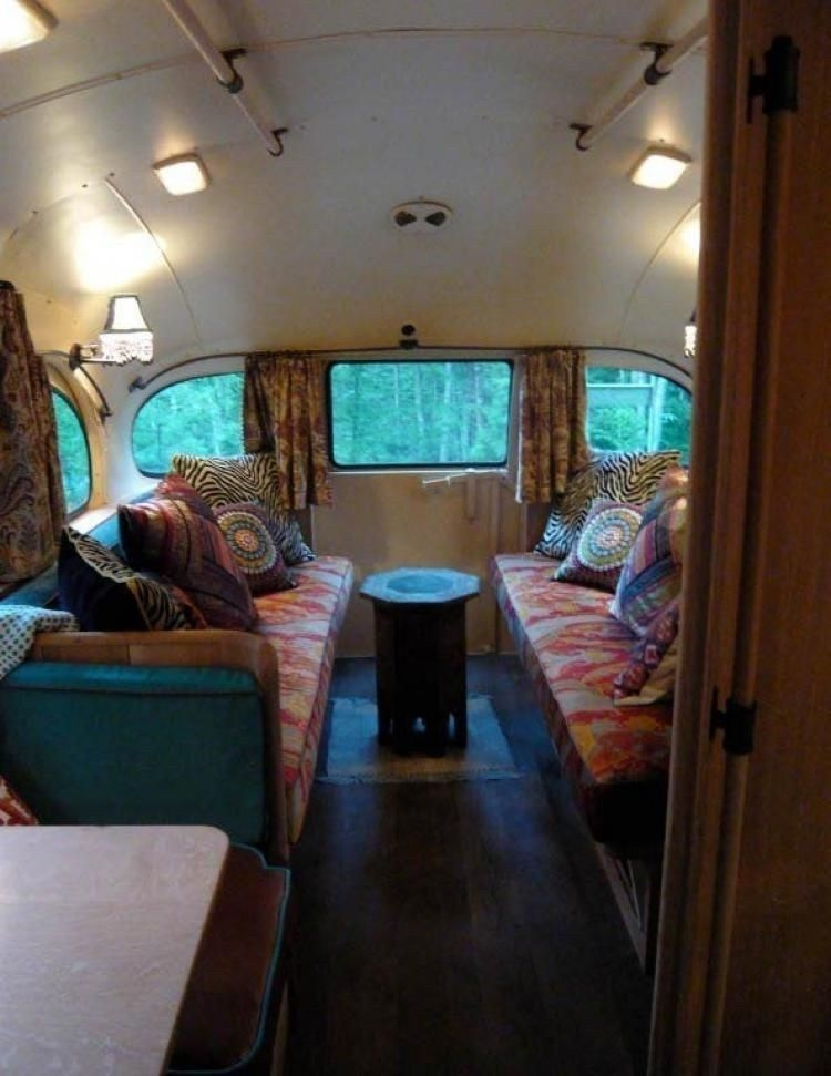 Best Interior RV Design For Upgrade Your Style Road 09
