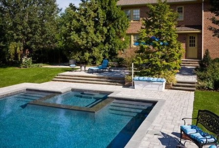 Best Outdoor Pool Design For Your Decoration 08